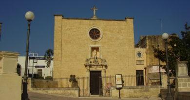 25 Aprile: Festa in onore di San Marco a Ruffano, Otowell vi partecipa