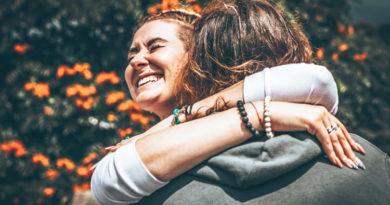L'insostenibile leggerezza di un abbraccio