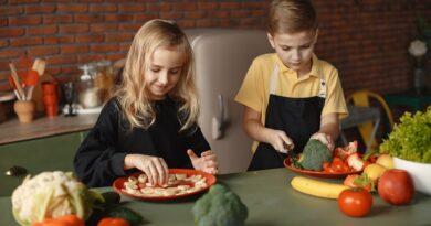 Nutripiatto la cucina dei bambini