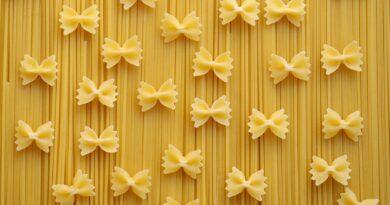 consumo di pasta