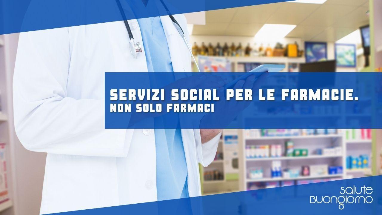 servizi social per farmacie