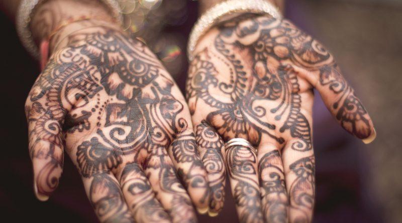 tatuaggi all'hennè