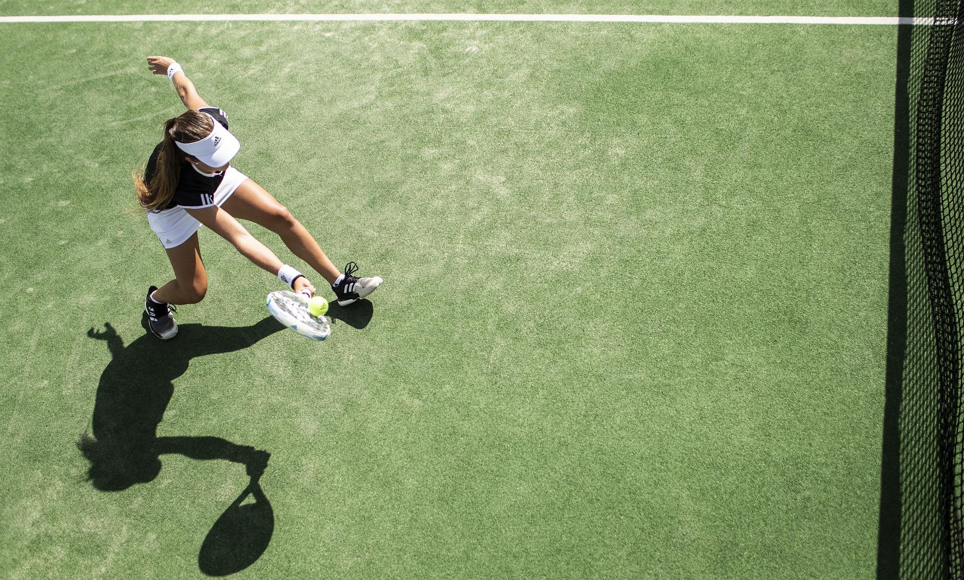 tennis non fa male alla schiena