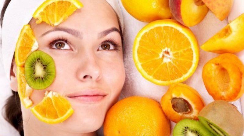 crema viso frutta